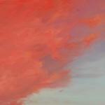 "Ithaca Dawn V (16"" x 20"") oil on canvas  ·  SOLD"