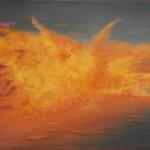 "Ithaca Dawn VI (18"" x 24"") oil on canvas"