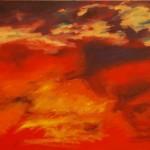 """Ithaca Dawn XII (24"""" x 36"""") oil on canvas"""