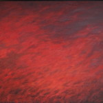 "Dawn XXXIX (36"" x 48"") oil on canvas"