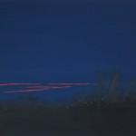 "Dawn XXXV (24"" x 30"") oil on canvas"