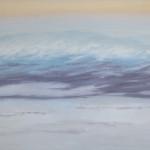 "Dawn XXXVI (36"" x 48"") oil on canvas"