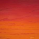 "Dawn XXXVII (36"" x 48"") oil on canvas"