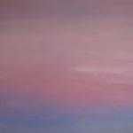 "Dawn XXXVIII (36"" x 48"") oil on canvas  ·  SOLD"