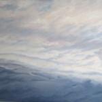 "Dawn XXXXIII (36"" x 48"") oil on canvas"