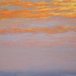 """Ithaca Dawn XIV (18"""" x 24"""") oil on canvas  ·  SOLD"""