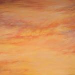 "Ithaca Dawn XXVIII (36"" x 48"") oil on canvas"
