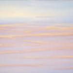 "Ithaca Dawn XXVI (14"" x 18"") oil on canvas"