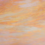 "Ithaca Dawn XXX (24"" x 36"") oil on canvas"