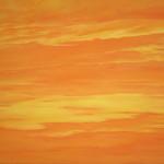 """Ithaca Dawn XXXIII (24"""" x 30"""") oil on canvas"""